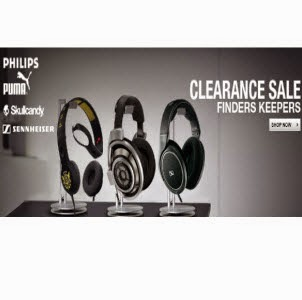 Headsets & Headphones clearance sale at upto 85% off at Flipkart