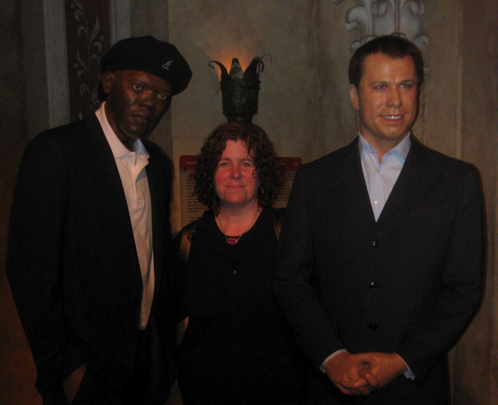 Chilling With Samuel Jackson & John Travolta