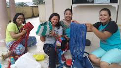 Pesona Kerajinan Ibu-Ibu Penunggu PAUD dari Jambi