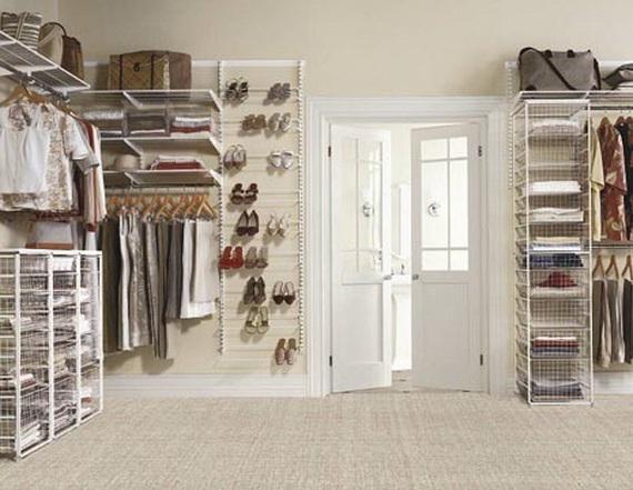 Decora y disena 15 armarios para ropa ideas modernas para organizar - Disena tu armario ...