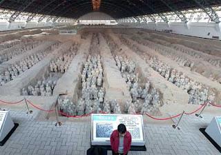 Sejarah Dinasti Qin Di Cina