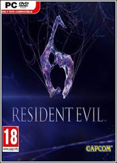 546744 Download   Resident Evil 6 –  PC ReloadeD