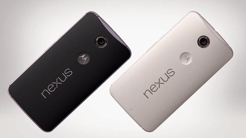 Nexus 6, Nexus