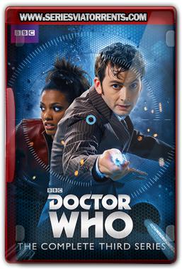 Doctor Who 2ª Temporada Torrent - Dublado WEB-DL (2006)