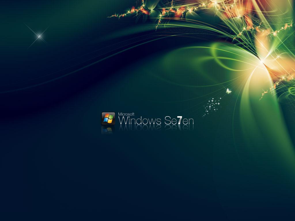 Wallpaper Windows 7 Terkeren