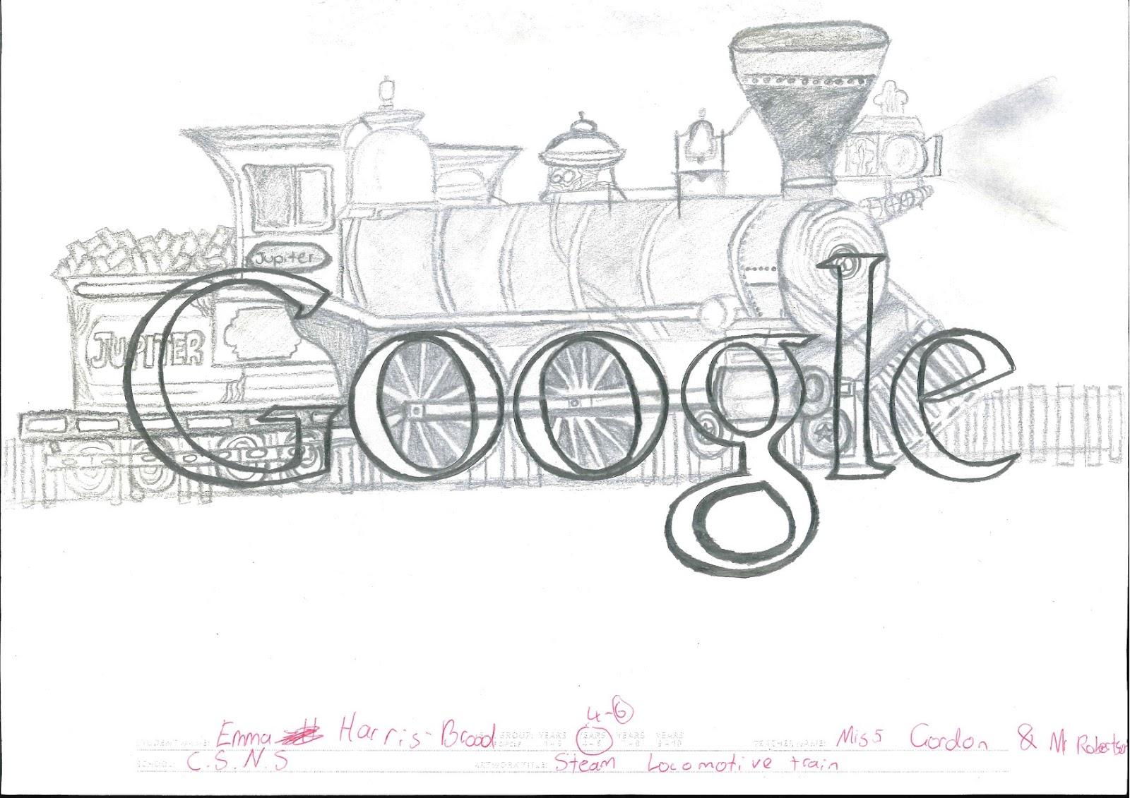 Gri11: Doodle 4 Google