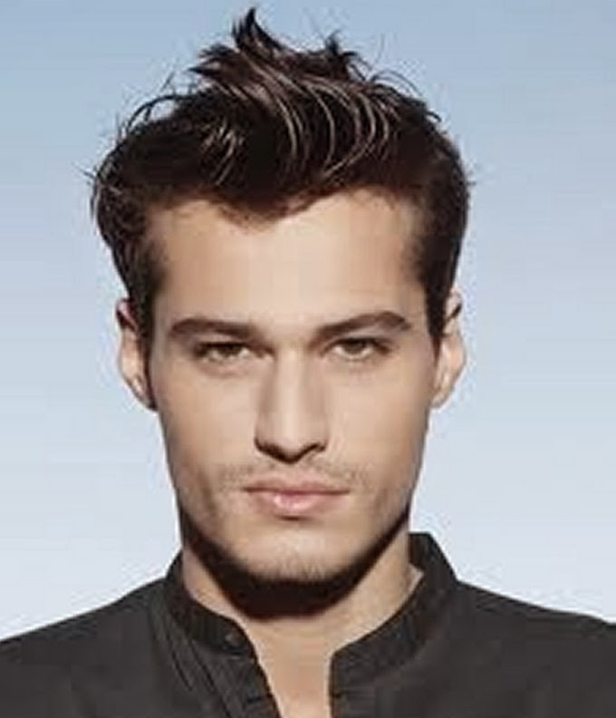 Trendy And Best Short Romance Haircuts Men Romance Hairstyles