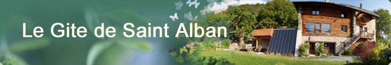 Le Gite de Saint Alban