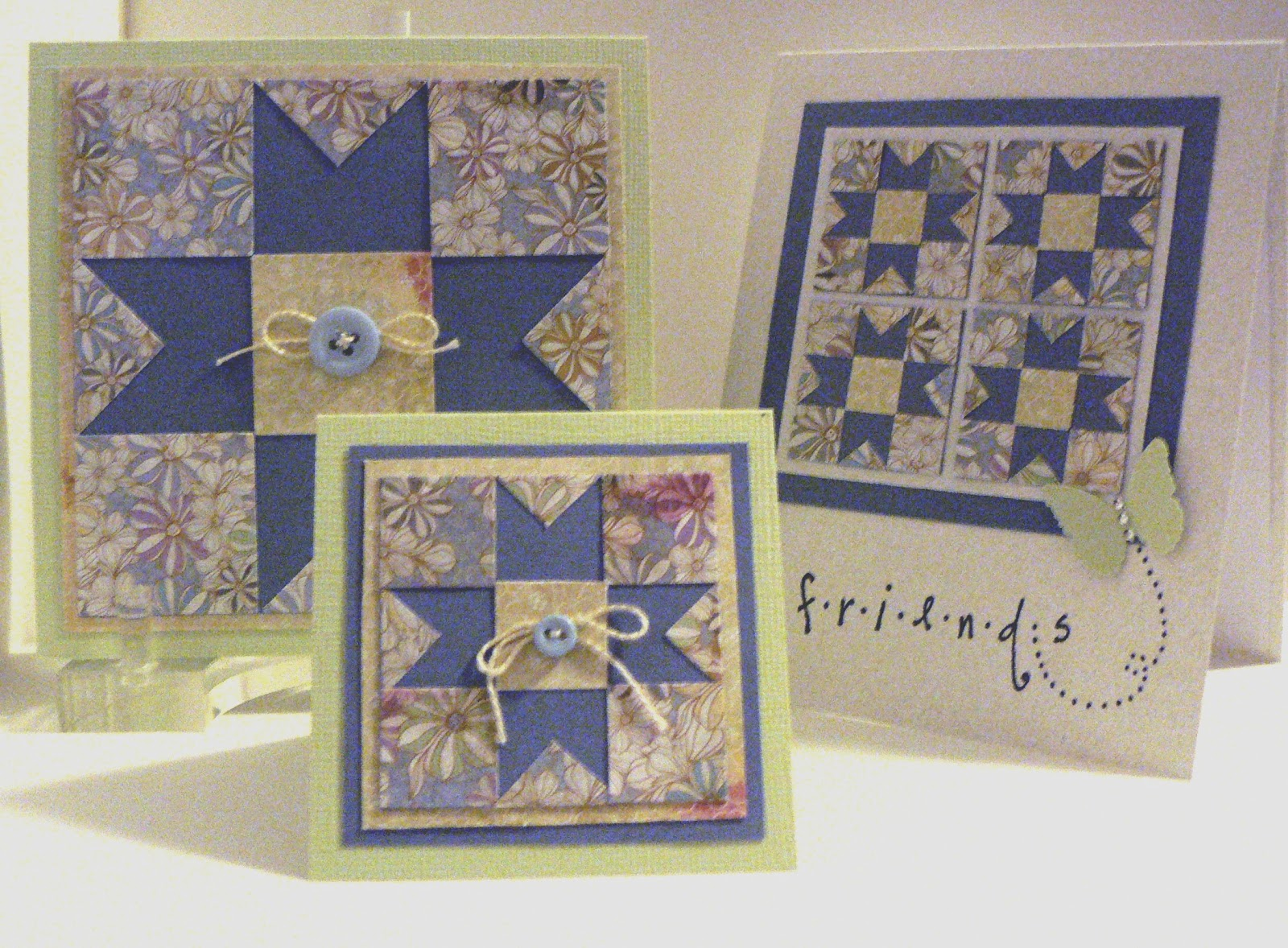 Quilt Patterns Using 5x5 Squares : My Mindful Creations: Quilt Cards