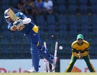 Sri Lanka vs South Africa 1st  T20 2013 Scorecard, sl vs samatch result,