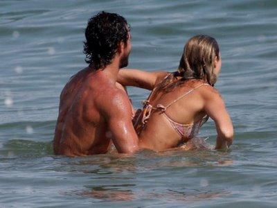 gajas na praia sexo tres