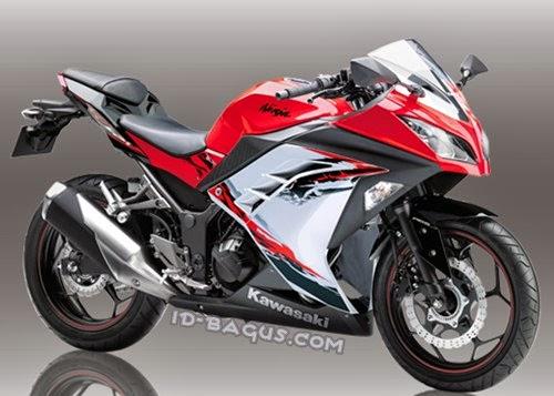 Gambar Kawasaki Ninja 250 ABS