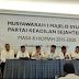 Tanpa Kegaduhan, Habib Salim Segaf Al-Jufri dan Muhammad Sohibul Iman Pimpin PKS