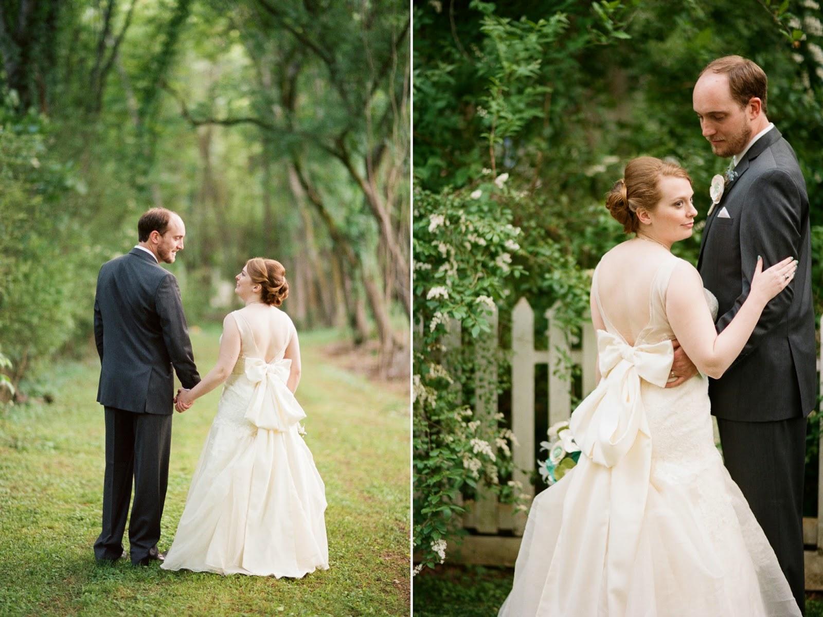 Wedding Portrait in Mooresville AL