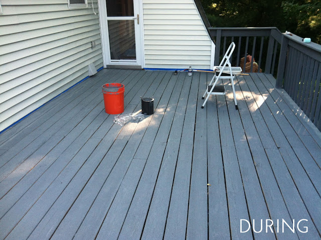Deck Restore Color Chart