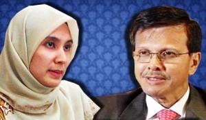 Nurul Izzah Anwar, Datuk Raja Nong Chik Zainal Abidin