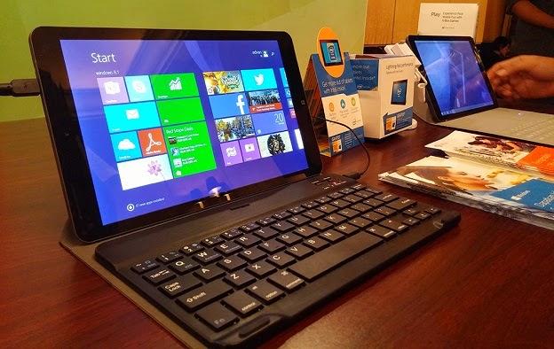 Spesifikasi dan Harga Tablet Advan Vanbook W100, Tab Windows 8,1 Terbaru