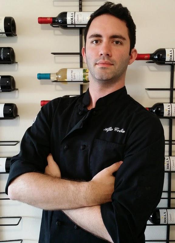 Chef Alfio Celia