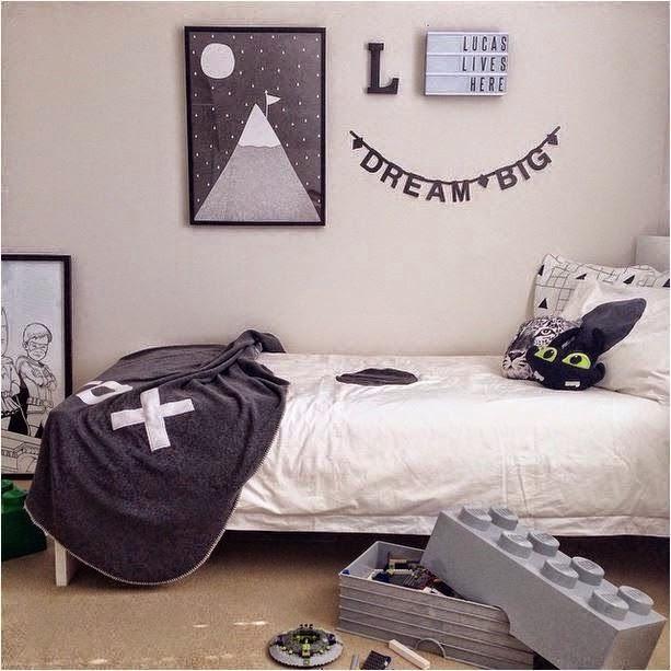 ... Kids: Inspiratie voor de babykamer / kinderkamer ..... zwart wit