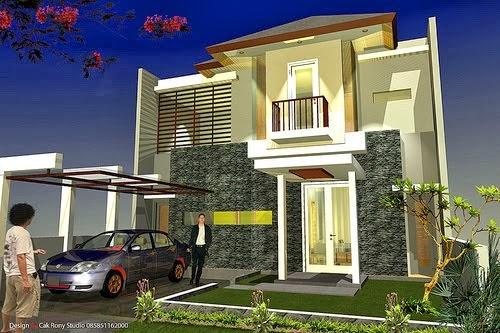 Download image Ide Desain Rumah Mewah Modern PC, Android, iPhone and ...