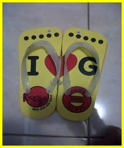 Sandal Jepit Katiga 001