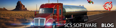 SCS Software's blog