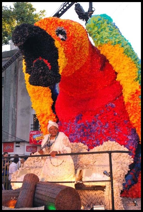 Desfile de Llamadas.Tía Tina. Montevideo. 2011.