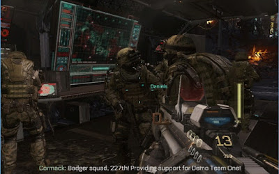 Call of Duty Advanced Warfare Games Screenshots