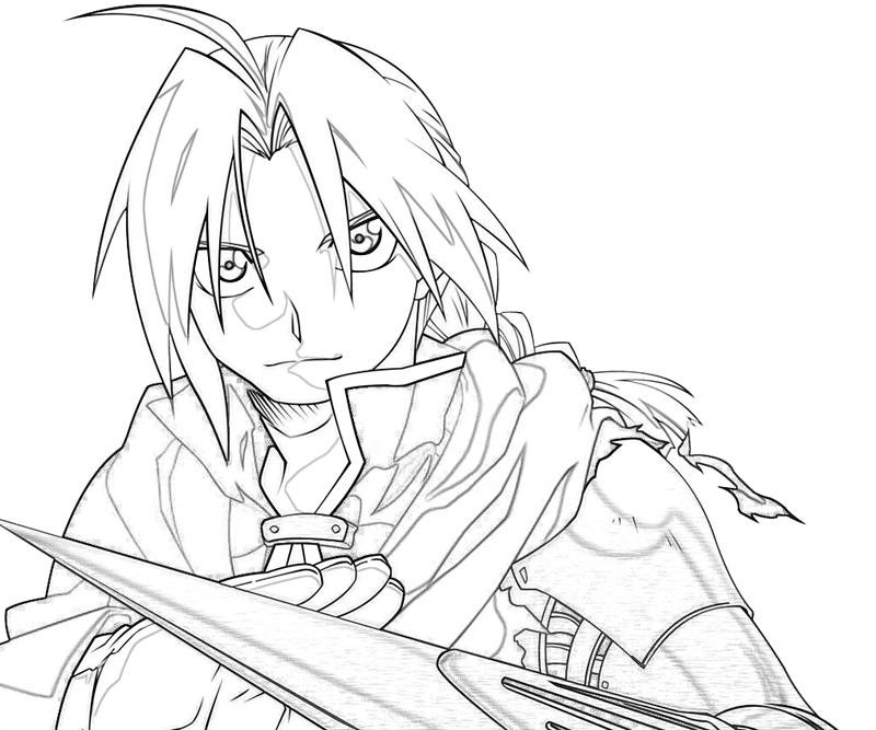 edward-elric-weapon-coloring-pages