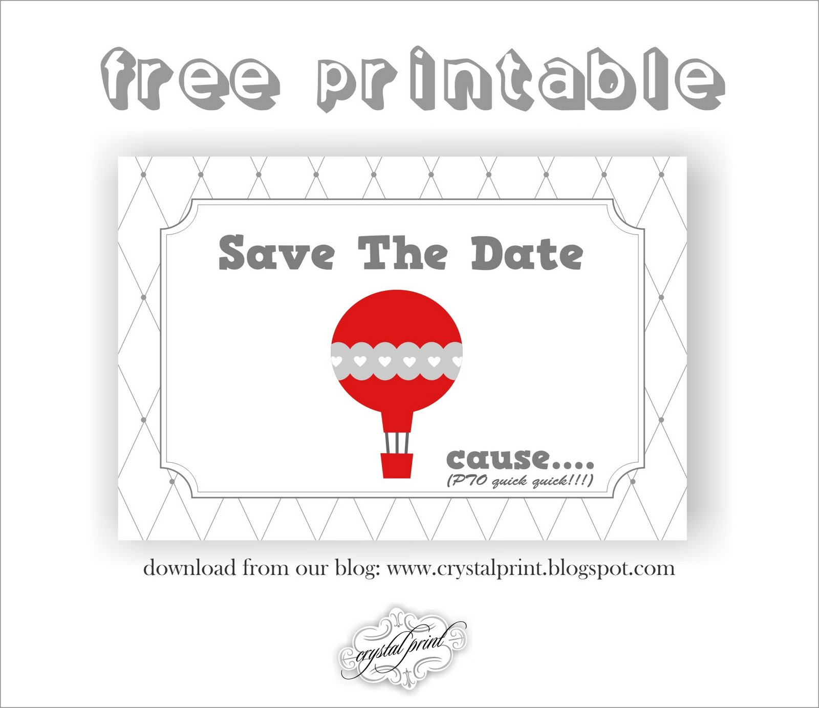 save the date free dating
