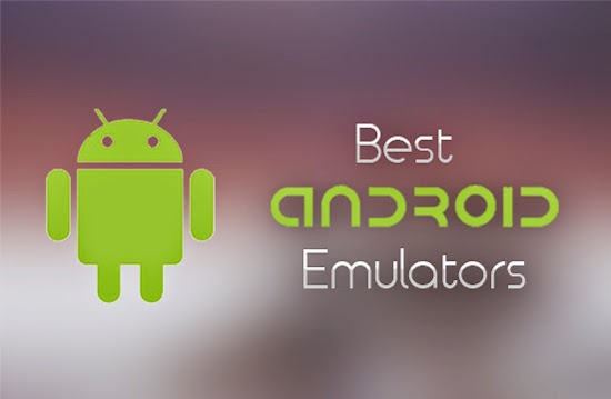 Android Emulators for Android 4.3 and Android 4.4