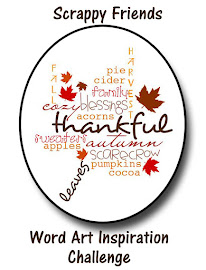 NOV WORD ART INSPIRATION CHALLENGE