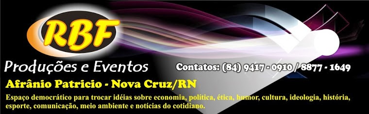 Afrânio Patricio   -    Nova Cruz/rn