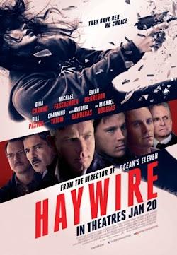 Người Đẹp Báo Thù - Haywire (2011) Poster