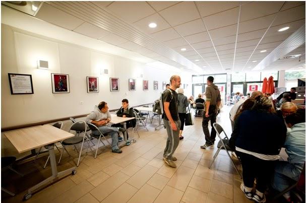 """EASI Grenoble et l'exposition """"Super-Héros"""" de Thibault Larcher"""