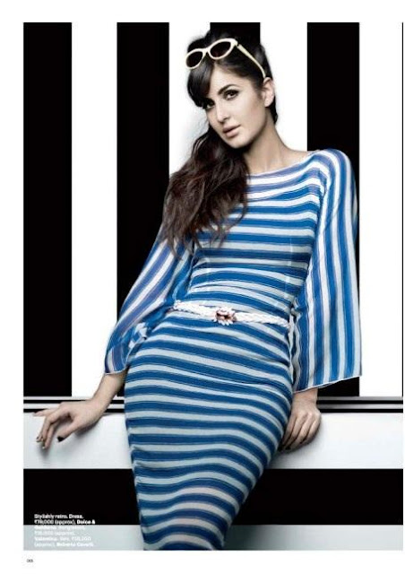 Katrina Kaif Photoshoot Harper Bazaar 2013