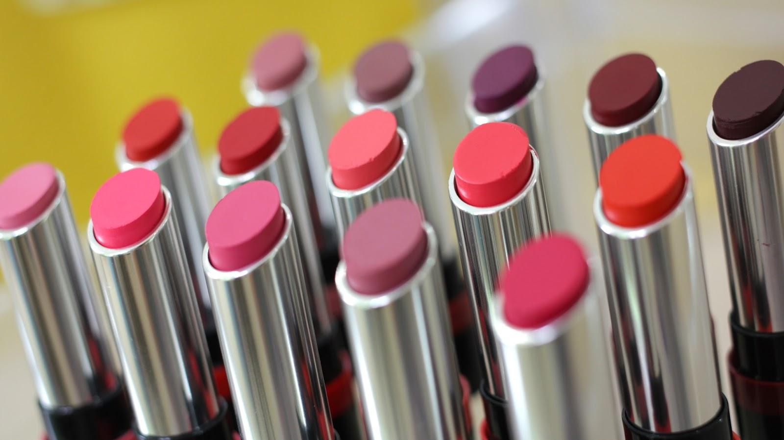 Rimmel 'The Only 1' Lipstick - Review & Swatches - Fleur De Force