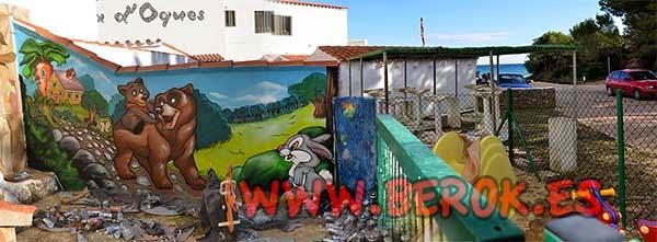 Murales infantiles Tarragona