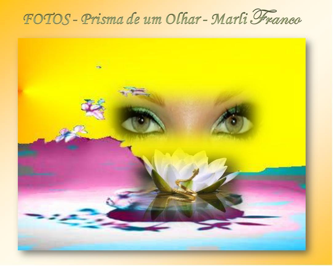 FOTO -  Prisma de um Olhar - Marli Franco