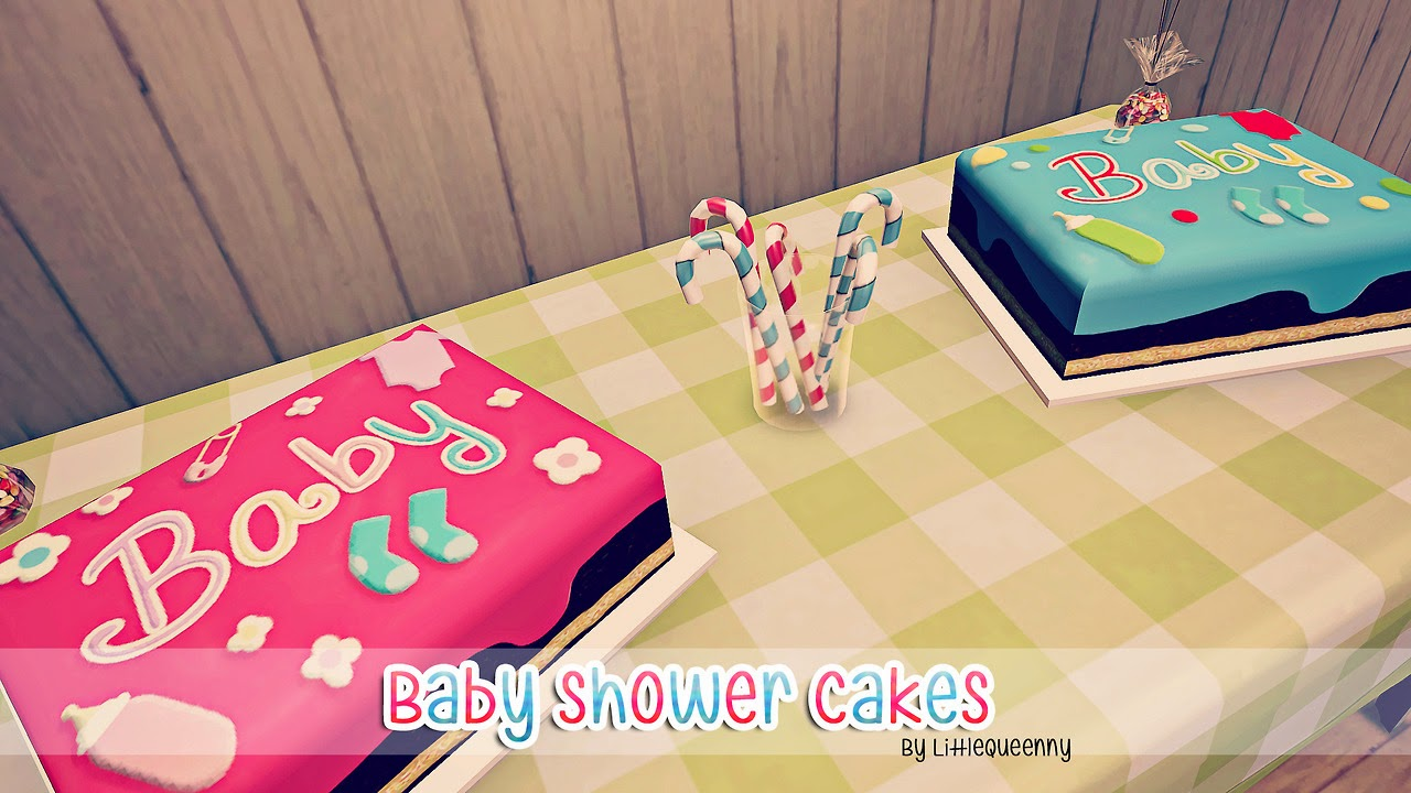 sims 3 baby shower