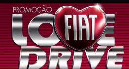 "Promoção ""Love Fiat Drive"""