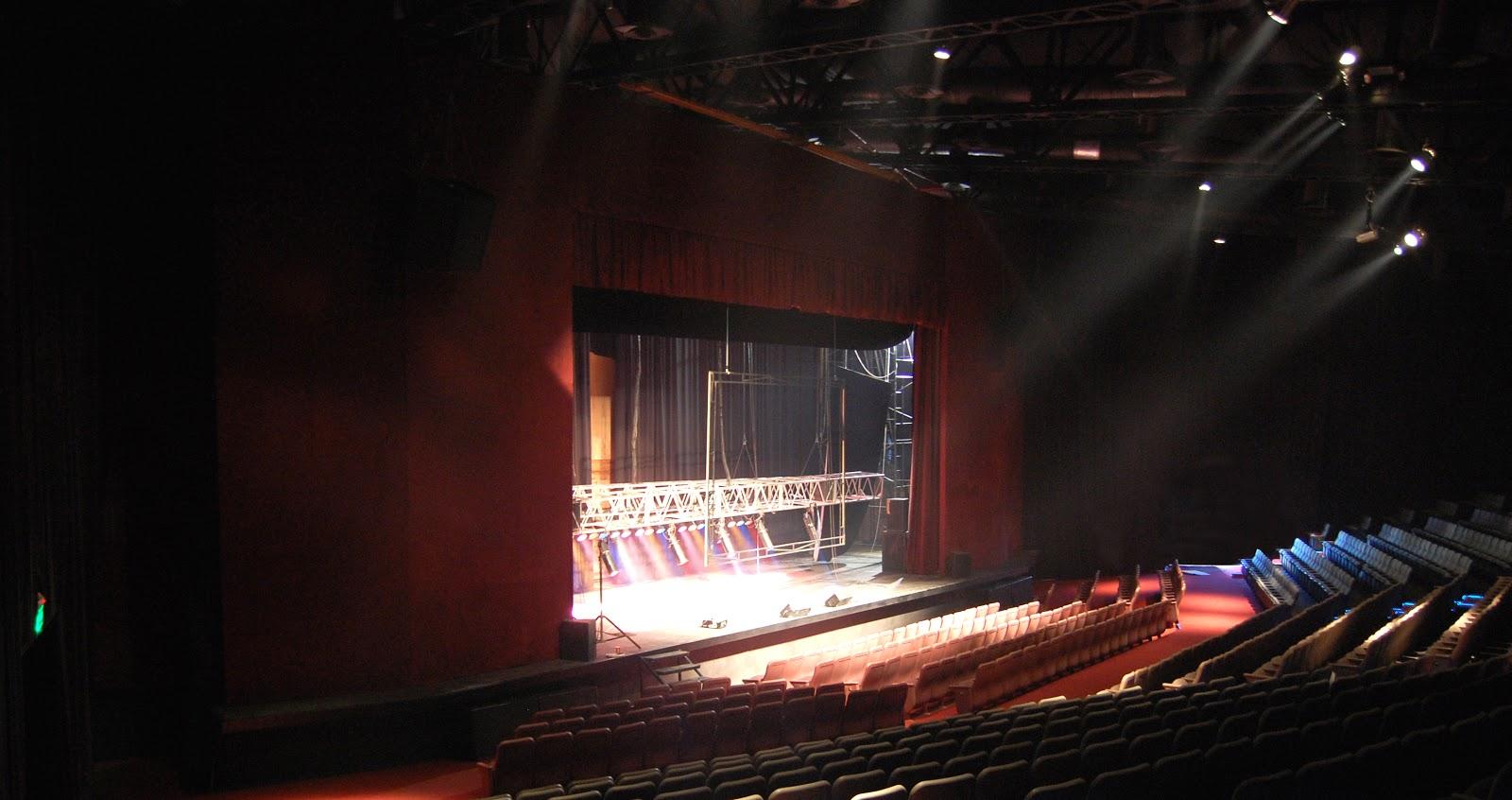 ABC Danzar: Iluminación Teatral. Conceptos Básicos. - photo#16
