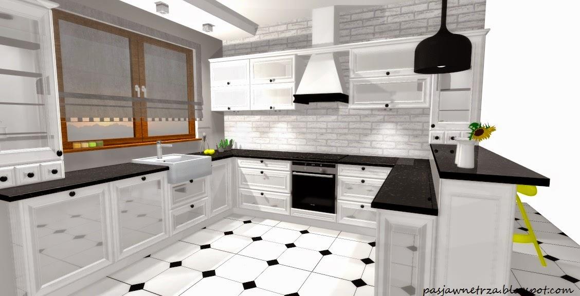 Pasja Wnętrza 2 W 1 Czyli Dwa Trendy W Jednej Kuchni