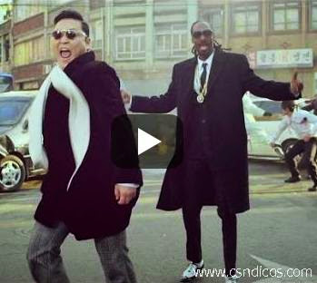 Psy emplaca nova música de sucesso no YouTube