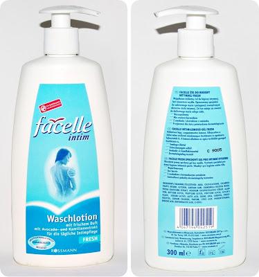 Facelle, żel do higieny intymnej (Fresh)