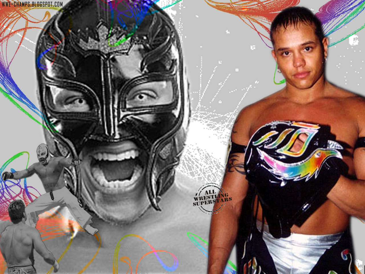 wwe champs 619 rey mysterio