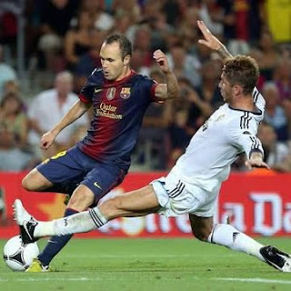 FC Barcelona Real Madrid 3-2 vídeo goles final Supercopa de España 2012