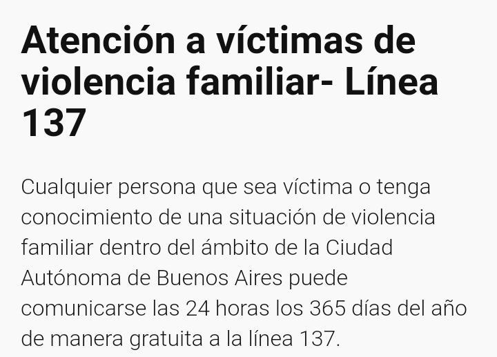 VICTIMA DE VIOLENCIA FAMILIAR