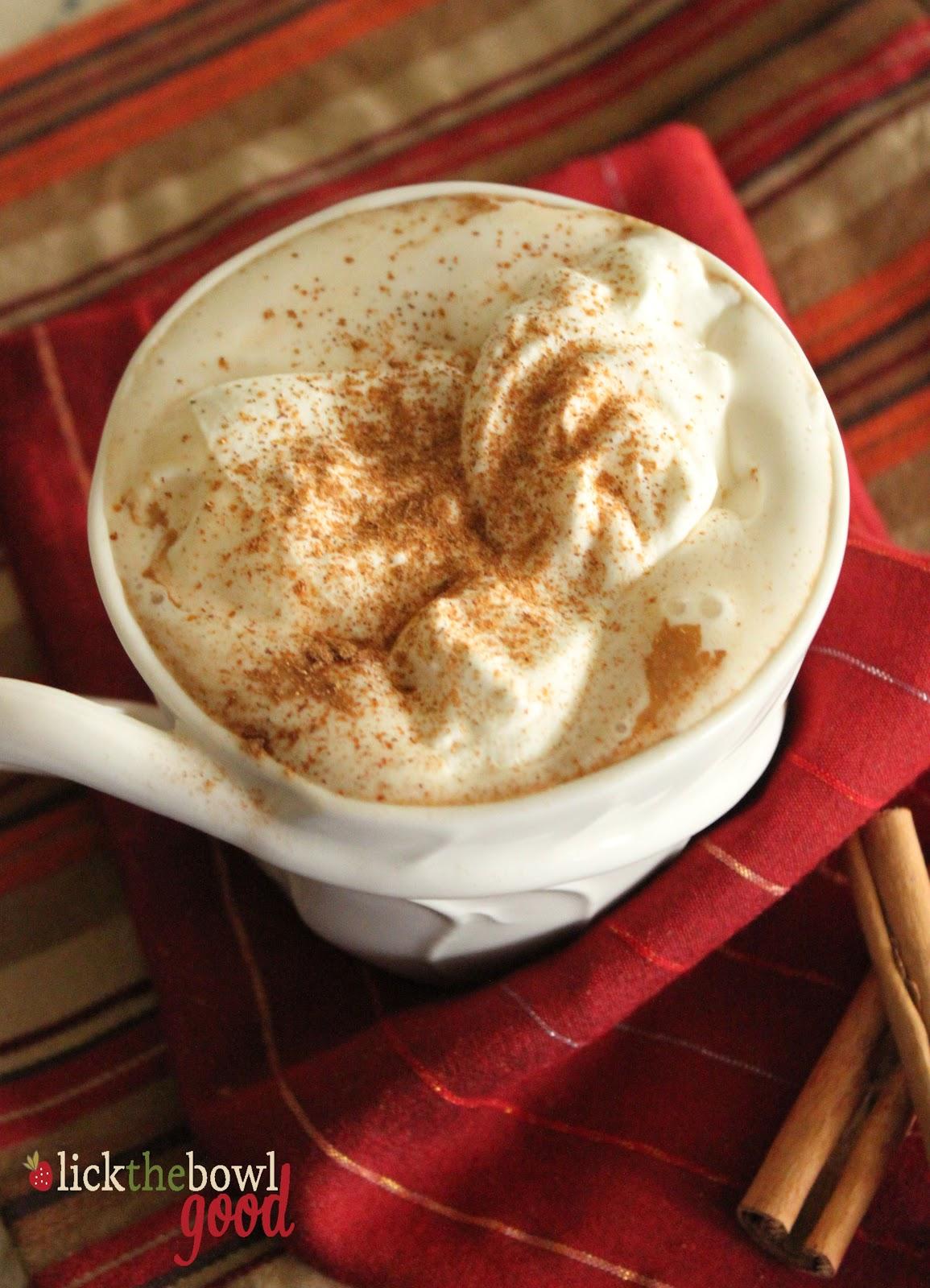 Pumpkin Spice Latte from Monica H