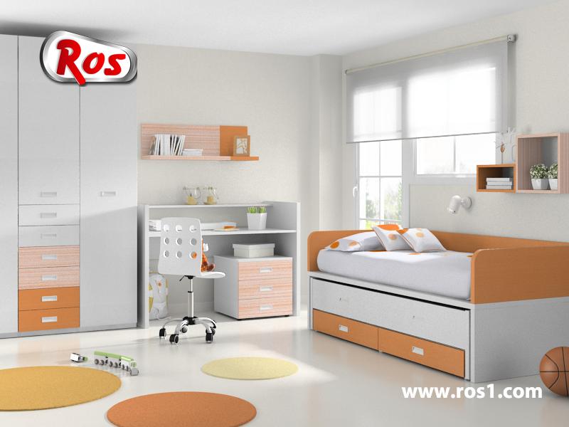 Nuevo cat logo mueble infantil cunas convertibles - Cunas convertibles ros ...